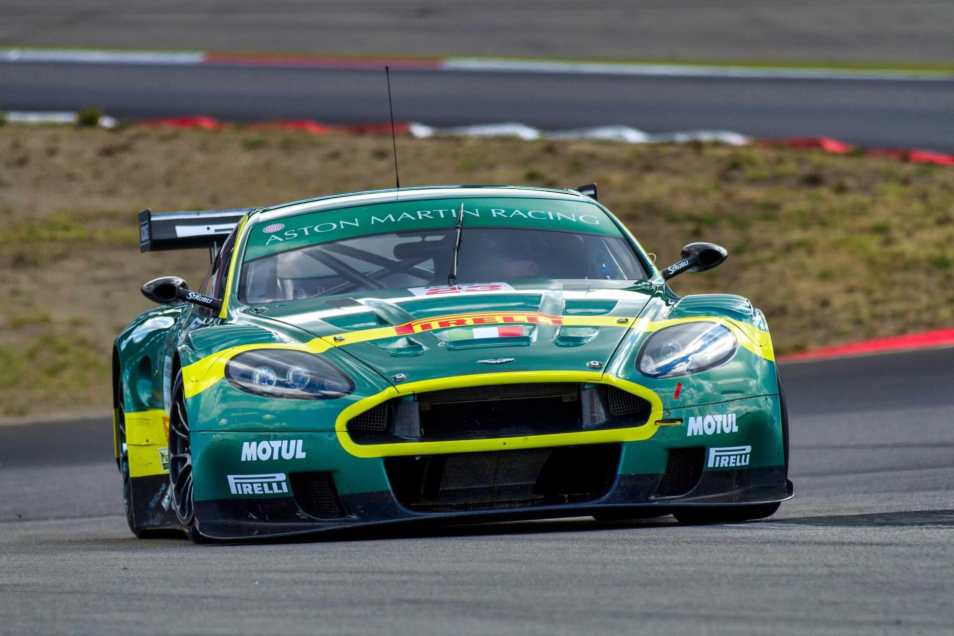 Aston DBR9 1